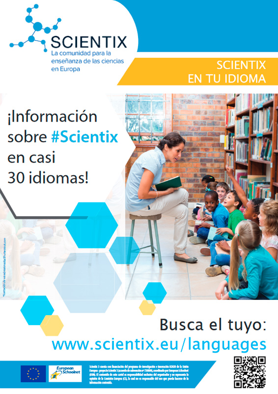 Scientix en tu idioma